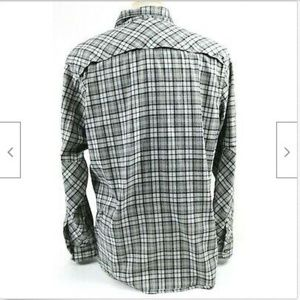 Oakley Shirts - Oakley Men's Long Sleeve Flannel Shirt Sz XL Gray